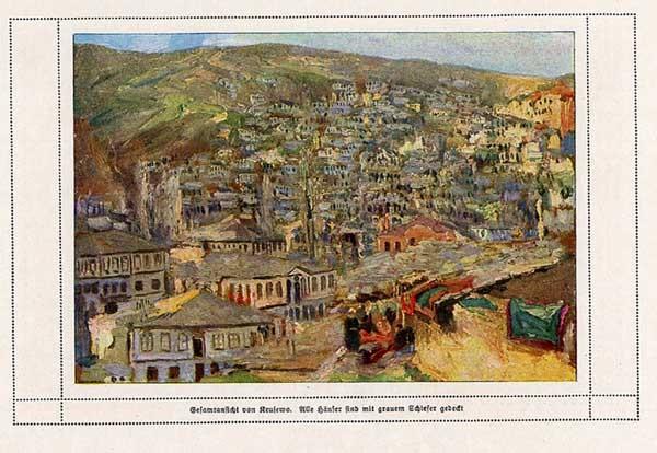 Albert Gartmann 1876-1955 Krusewo 1916