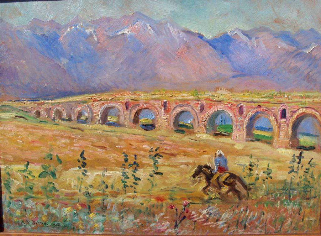 Aquaduct-in-Skopje-1916