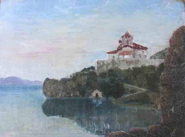 Boris-Mihaylov-1868-–-1921-Ohrid-1920-oil-on-cardboard