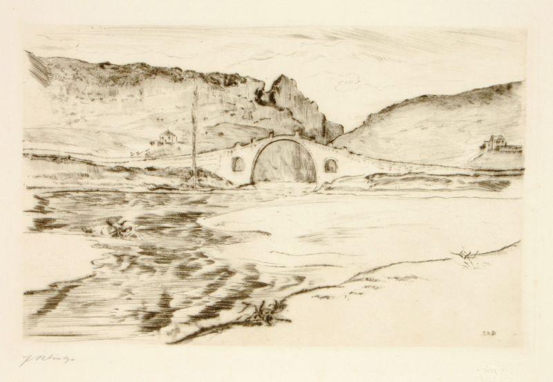 Мост на Радика 1917