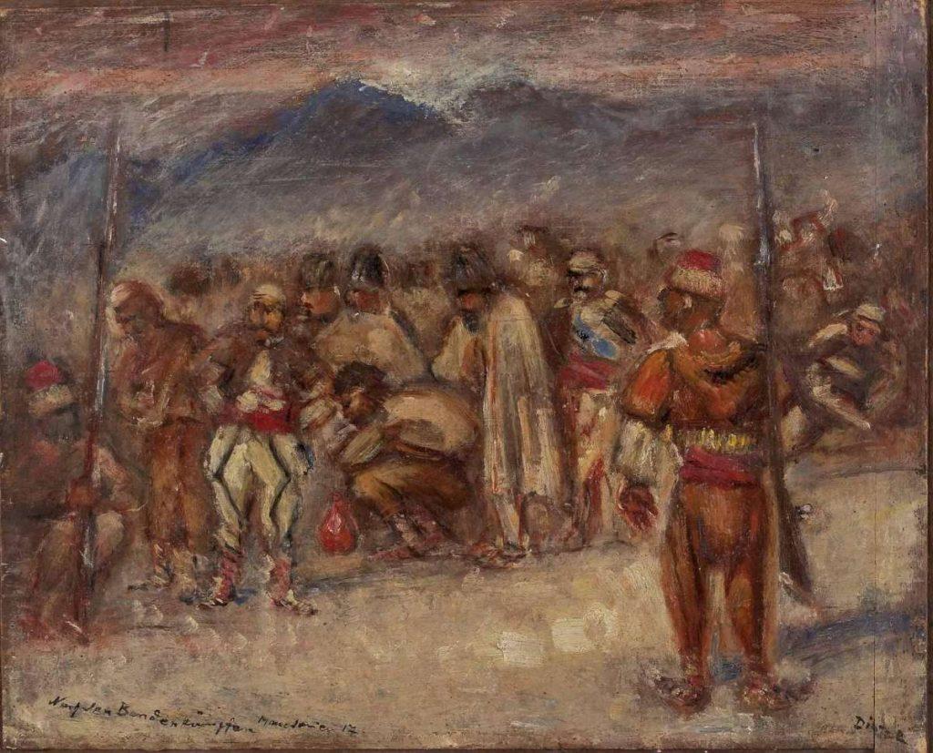 Camp-of-bandits-1916