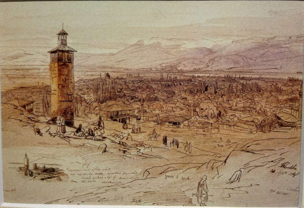 Охрид Македонија 1848