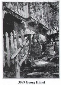 Georg Hänel 1879-1945 Women in Macedonian Clothes 1918