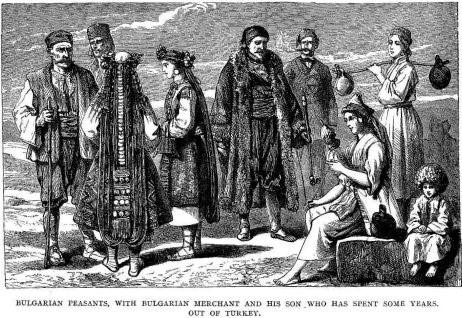"Georgina-Mary-Mackenzie-1833-–1874-""Bulgarian-peasants"""