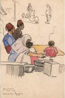 Ромски камп 1917