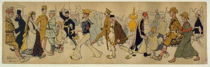 Солун 1916