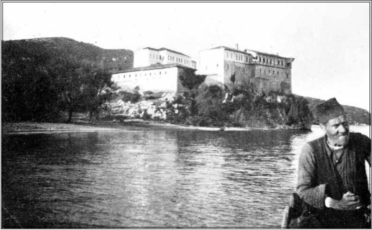 Henry Noel Brailsford (1873 –1958), Monastery St. Naum, 1904, photography