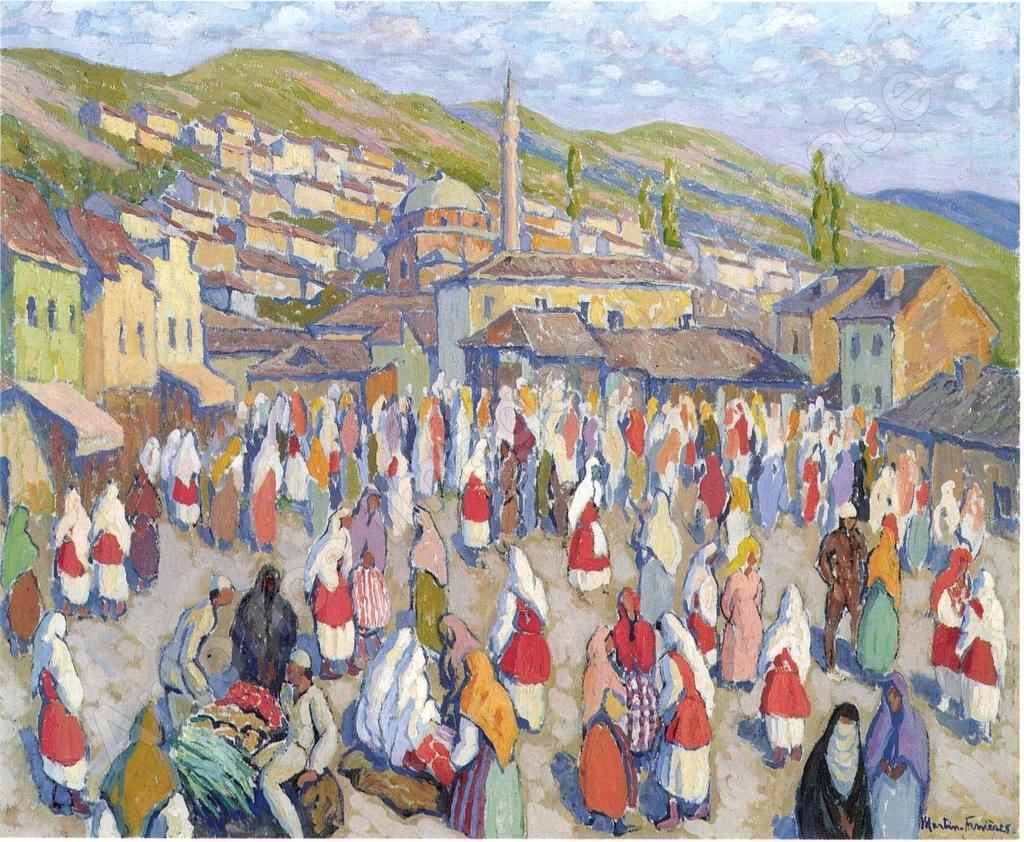 Жак Мартин – Фериерес (1893 – 1972)