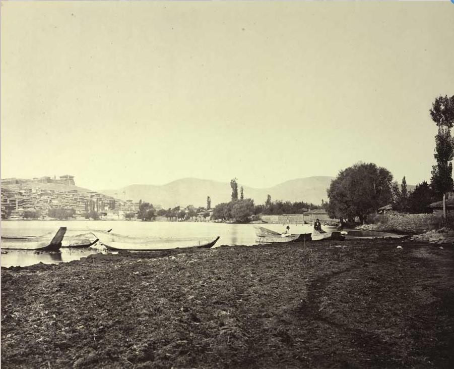 Josef Székely 1838 1901 Ohrid 1863 2