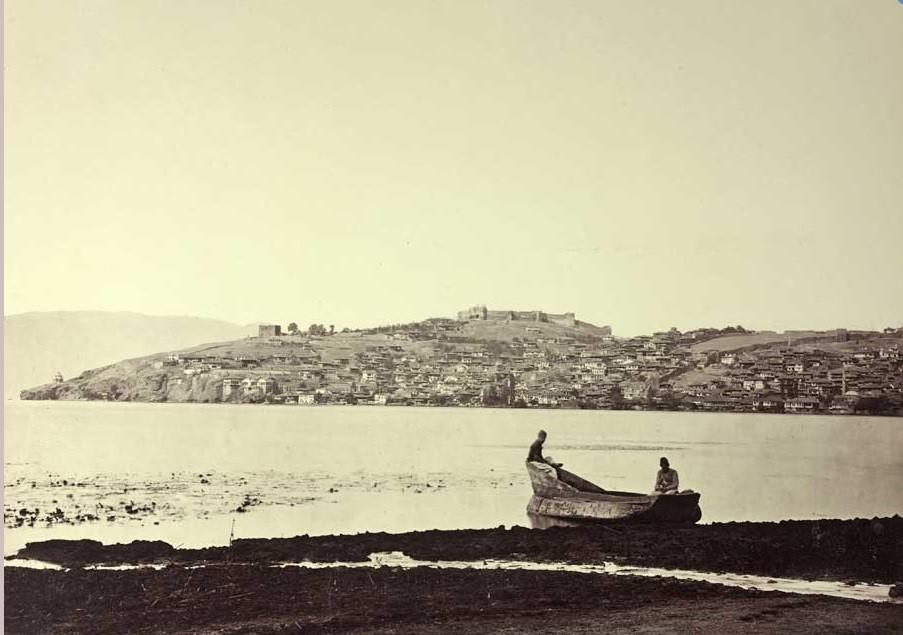 Josef Székely 1838 1901 Ohrid 1863