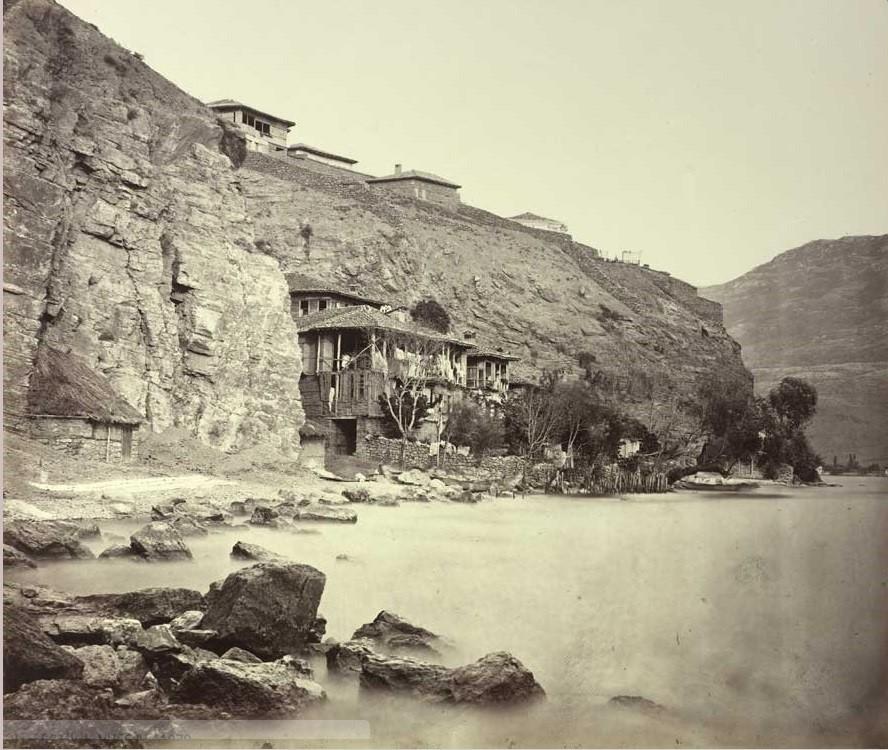 Josef Székely 1838 1901 Ohrid Kaneo 1863