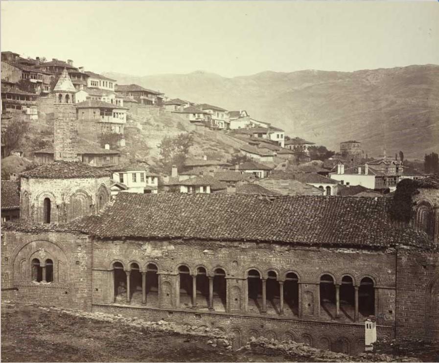 Џамија Света Софија 1863