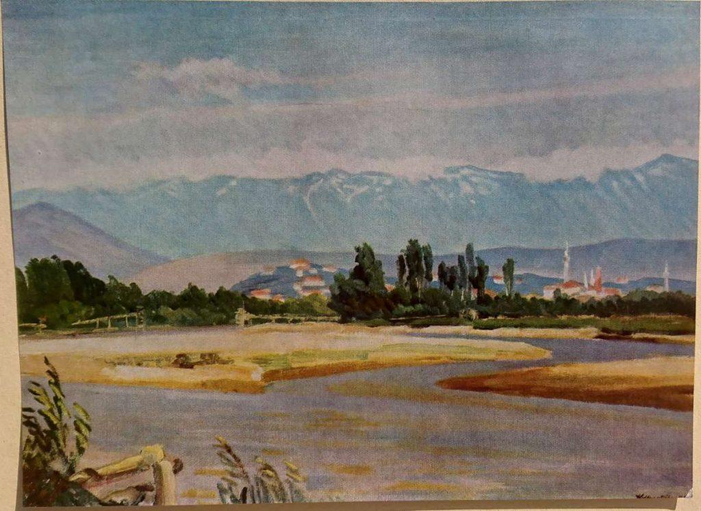Josef-Woldemar-Keller-Kühne-1902-1992-portfolio-of-prints-from-his-original-oil-paintings-from-Macedonia-1941