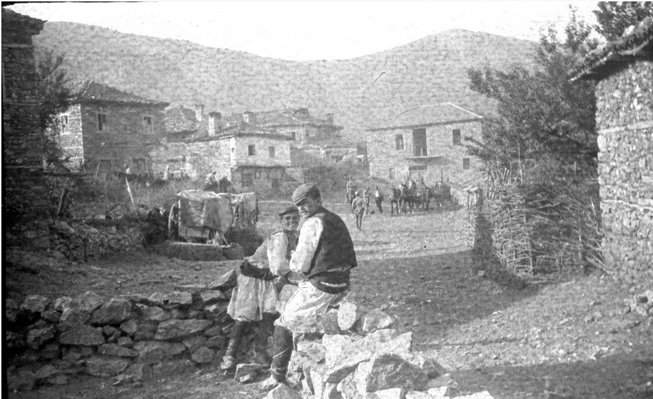 Српска војска на Северно Македонскиот фронт 1915, фотографија
