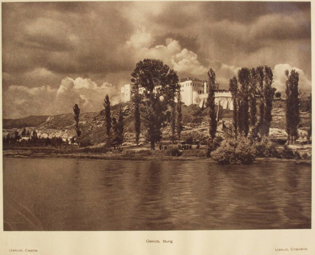 """Kurt Hilscher 1881-1948 From """"Yugoslavia landscape architecture and life of people""""-1926"""