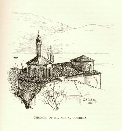 """Mary-Edith-Durham-1864-1944-Illustrations-from-the-book-""""The-Burden-of-the-Balkans""""-1905"""