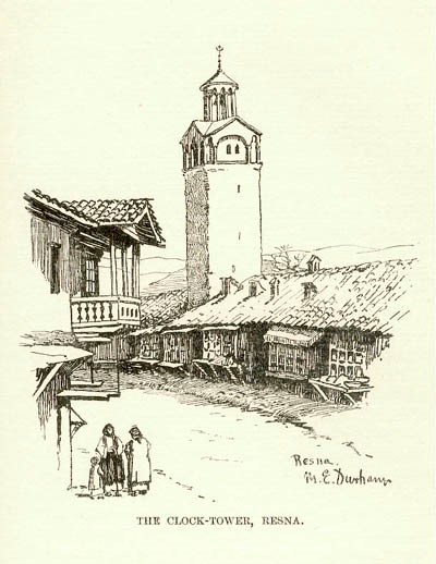 """Илустрации од книгата """"Балканскиот товар"""" 1905."""