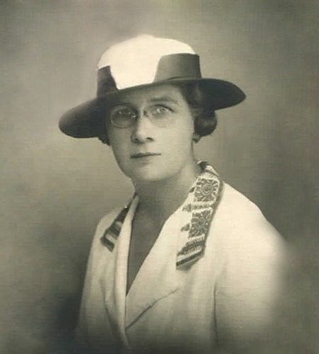 OlgaBenson (1887-1977)Photograph of the artist 1930