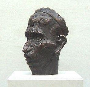Ковач од Охрид 1957, бронза