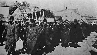 Rista-Marjanovic-1885-1969-Captured-Turkish-Officers-in-Kumanovo-1912