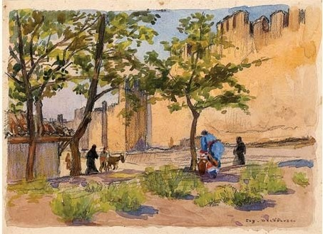 Солун , Гратски Ѕидини, 1917