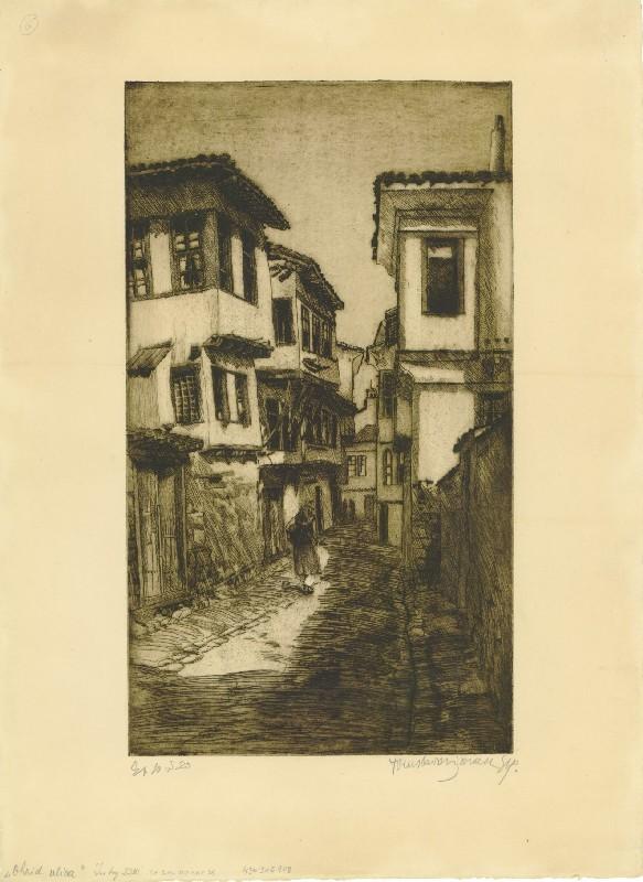 Улица воОхрид