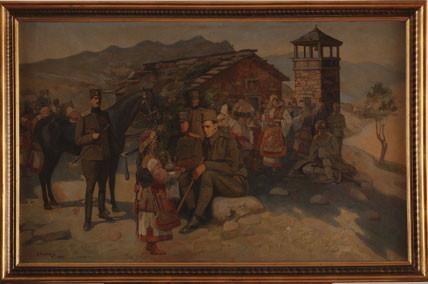 Грнушки Вис, Македонија 1920.