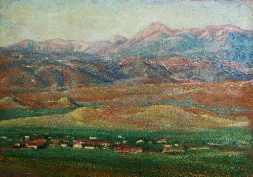 Yakim Banchev (1870 -1942) Thessaloniki,~1930